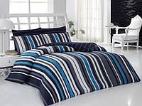 Комплект постельного белья Majoli Bahar teksil Style v1 двухспальное