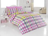 Комплект постельного белья Majoli Bahar teksil Viva v1 двухспальное