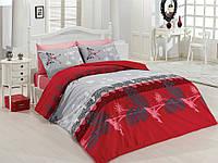 Комплект постельного белья Class Bahar Teksil Butterfly v1 двухспальное