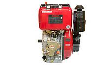 Двигатель WEIMA(Вейма) 186F - Т (шлицы, дизельный 9л.с.), фото 4