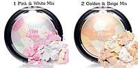 5-цветный компактный хайлайтер ETUDE HOUSE Secret Beam Highlighter   №01. Pink&White Mix – розовый