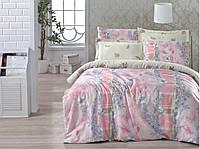 Комплект постельного белья Cotton Box CANAN PEMBE двухспальное