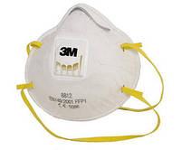 Респиратор 3М 8812, (FFP1), с клапаном,