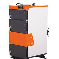 Твердотопливный котел  TIS UNI 75 (750 кв,м,) с автоматикой