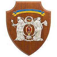 "Служба безпеки України"" на щите ГУ БКОЗ"