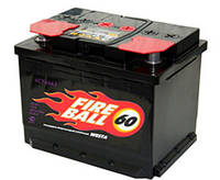 Аккумулятор автомобильный FireBall -60а +лев (540 пуск)