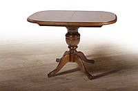 "Стол кухонный деревянный раскладной ""Эмиль"" 107(+38)х73,5х75 см"