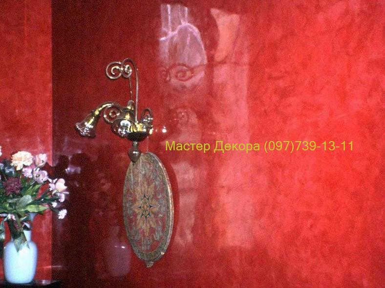 Венецианская штукатурка 8