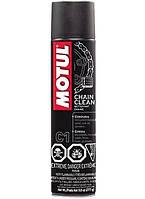 Очисник ланцюга С1 Motul Chain Clean 400мл