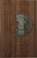 Бронированные (входные) двери: Модель №48 (для улицы)