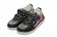Кроссовки для мальчиков черный (27-32)