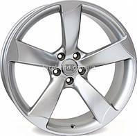 Литые диски WSP Italy W567 Giasone 7.5x17/5x112 D66.6 ET45 (Hyper Silver)