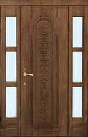 Бронированные (входные) двери: Модель №54 (для улицы)