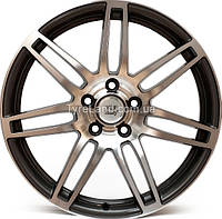 Литые диски WSP Italy W554 S8 Cosma 7.5x17/5x112 D66.6 ET30 (Anthracite Polished)