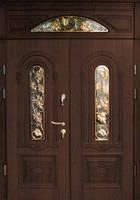 Бронированные (входные) двери: Модель №58 (для улицы)