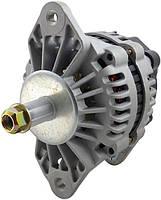 Генератор  двигатель Камминс / Cummins 6CTA / 24volt 70amp