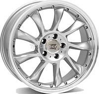 Литые диски WSP Italy W729 Madrid 8.5x20/5x112 D66.6 ET35 (Silver Polished Lip)