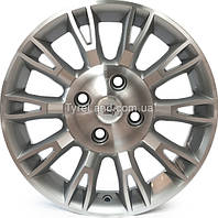 Литые диски WSP Italy W150 Valencia 6.5x16/4x98 D58.1 ET45 (Silver Polished)