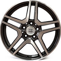 Литые диски WSP Italy W759 AMG Vesuvio 9.5x20/5x112 D66.6 ET30 (Anthracite Polished)