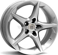 Литые диски WSP Italy W2503 Penta 6.5x16/5x110 D65.1 ET37 (Hyper Silver)