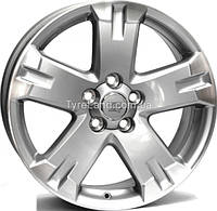 Литые диски WSP Italy W1750 Catania 7.5x18/5x114.3 D60.1 ET45 (Silver Polished)