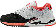 Мужские кроссовки New Balance 530 Black/White (Нью Баланс) черные/белые