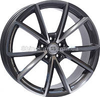 Литые диски WSP Italy W569 Aiace 8.5x20/5x112 D66.6 ET33 (Anthracite Polished)