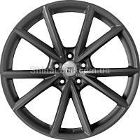 Литые диски WSP Italy W569 Aiace 8.5x19/5x112 D66.6 ET43 (Matt Gun Metal)