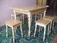 Точенные ножки для стола и стула