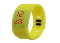 Часы цифровые Rubber LED Sports    .t-n