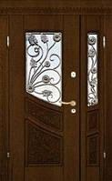 Бронированные (входные) двери: Модель №64 (для улицы)