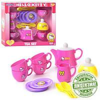 Набор игрушечной чайной посудки Hello Kitty 1680640