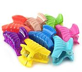Крабики пластиковые