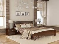 """Кровать деревянная двуспальная """"Венеция люкс"""""""