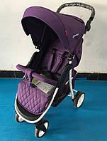 Коляска прогулочная CARRELLO Quattro CRL-8502  Vintage Violet (Новинка 2017)***