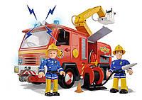 Пожарная машина Simba  Пожарный Сэм Юпитер с двумя фигурками 28 см 109257661