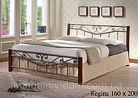 """Кровать железная """"Регина (Regina)"""""""