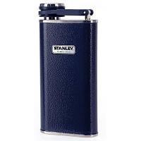 Stanley / Стенли / Фляга походная Classic Blue 001STY (236 мл, тёмно-синяя)