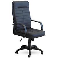 Кресло для руководителя Ледли Пластик Неаполь N-20