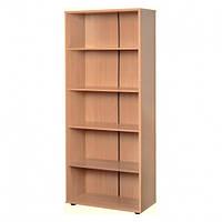 OM-20 Шкаф для документов (720х360х1900мм) бук/бук