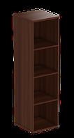 МГ-612 Секция мебельная (406х420х1492мм) орех темный