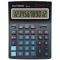 Калькулятор бухгалтерский Daymon DC-112 12разр.