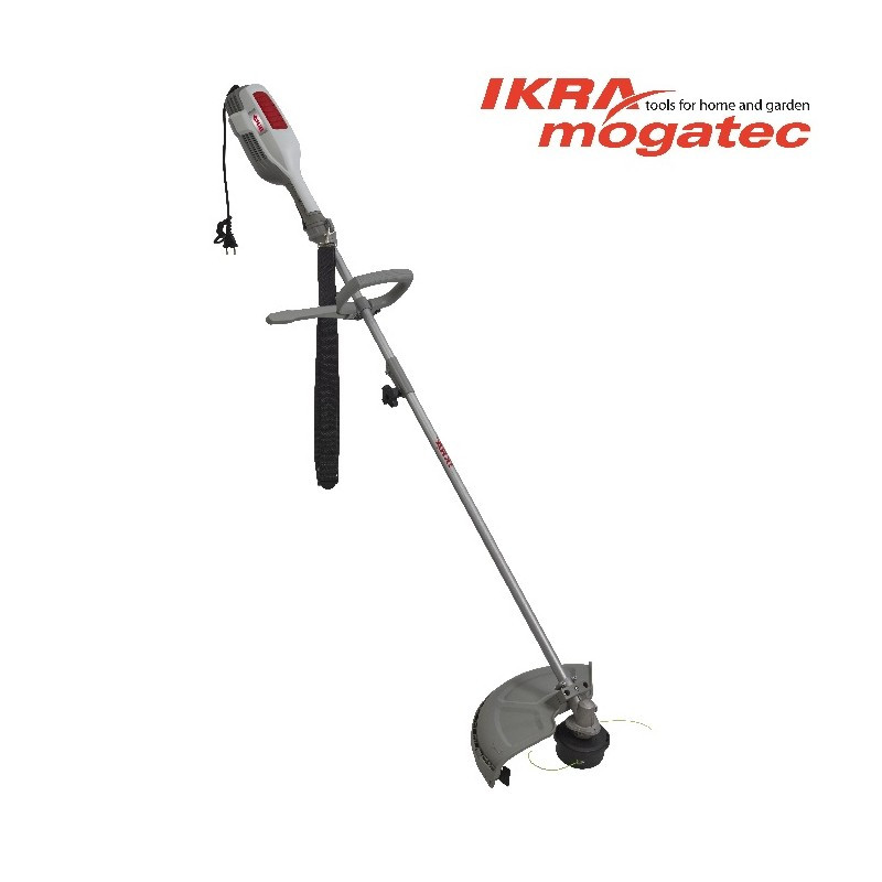 Триммер электрический IKRA Mogatec IES 1000 C
