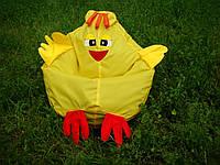 Кресло- груша Цыпленок, фото 1