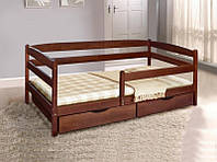 """Детская кровать с защитным бортиком """"Ева"""", фото 1"""