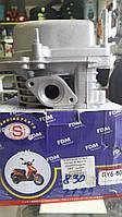 Головка цилиндра 4T GY6 50-80