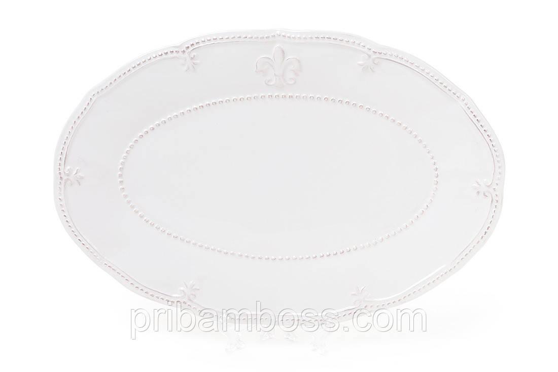 Блюдо Королевская лилия 33 см