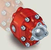 Гидронасос  Hydrocar FZ0 90 T  шестеренный секционный