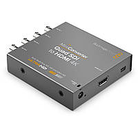 Конвертер Quad SDI to HDMI 4K