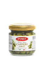 IPOSEA Capperi in salamoia - Каперсы, 106g